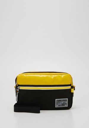 COLLEGE CROSSBODY COATED - Across body bag - yellow