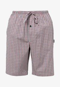 Jockey - Pantaloni del pigiama - red/white - 4