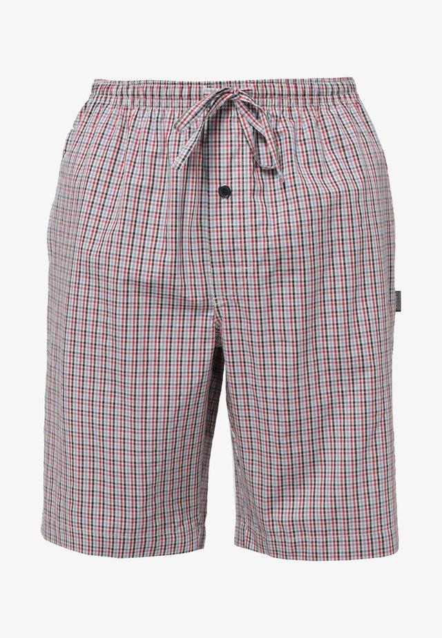 Pantalón de pijama - red/white