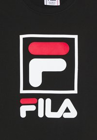 Fila - TODDY - Print T-shirt - black - 2