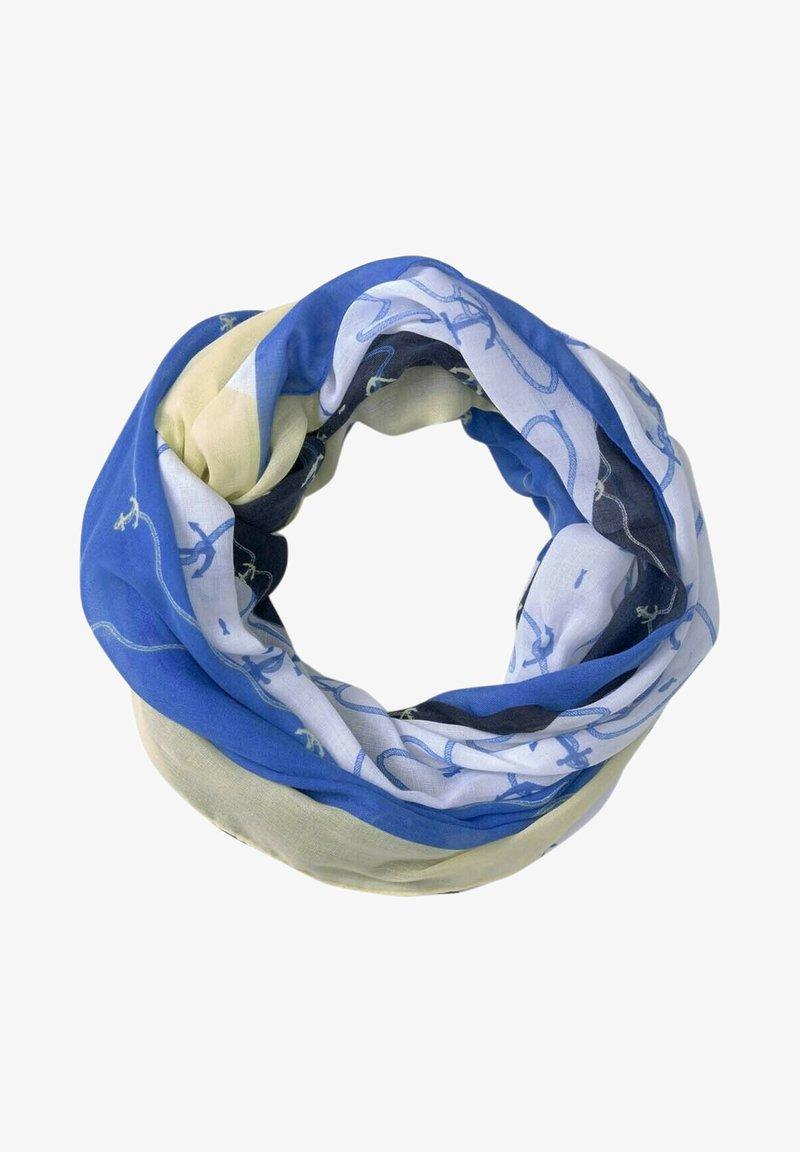 TOM TAILOR DENIM - Snood - royal blue