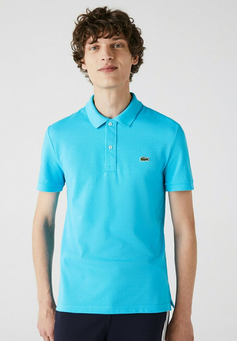 Lacoste - Polo - turquoise