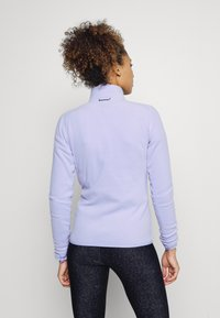 The North Face - GLACIER FULL ZIP - Giacca in pile - sweet lavender - 2