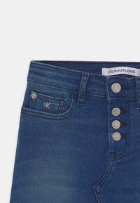 Calvin Klein Jeans - ALINE - Mini skirt - denim - 2
