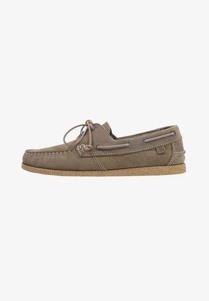 Buty żeglarskie - beige
