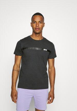 T-shirt imprimé - smoke grey
