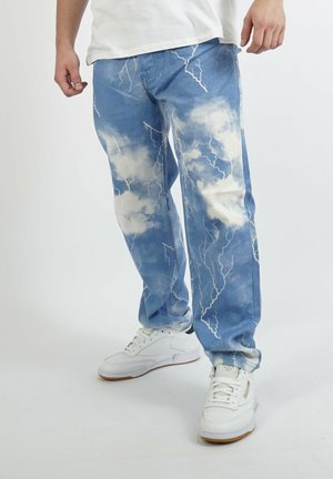 FLASH 2 - Relaxed fit jeans - blue