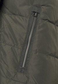 TOM TAILOR - Winter jacket - shadow olive - 3