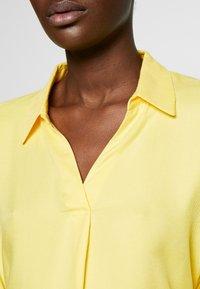 TOM TAILOR - BLOUSECASUAL LOOK - Blůza - jasmine yellow - 5