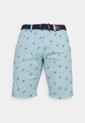 ASHFIELD - Shorts - blue wave