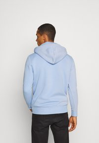 Alpha Industries - BASIC HOODY - Sweatshirt - light blue - 2