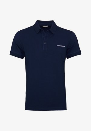 SHORTSLEEVE - Polo - navy