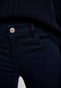 ONLY - ONLRAIN - Jeans Skinny Fit - dark blue denim - 5
