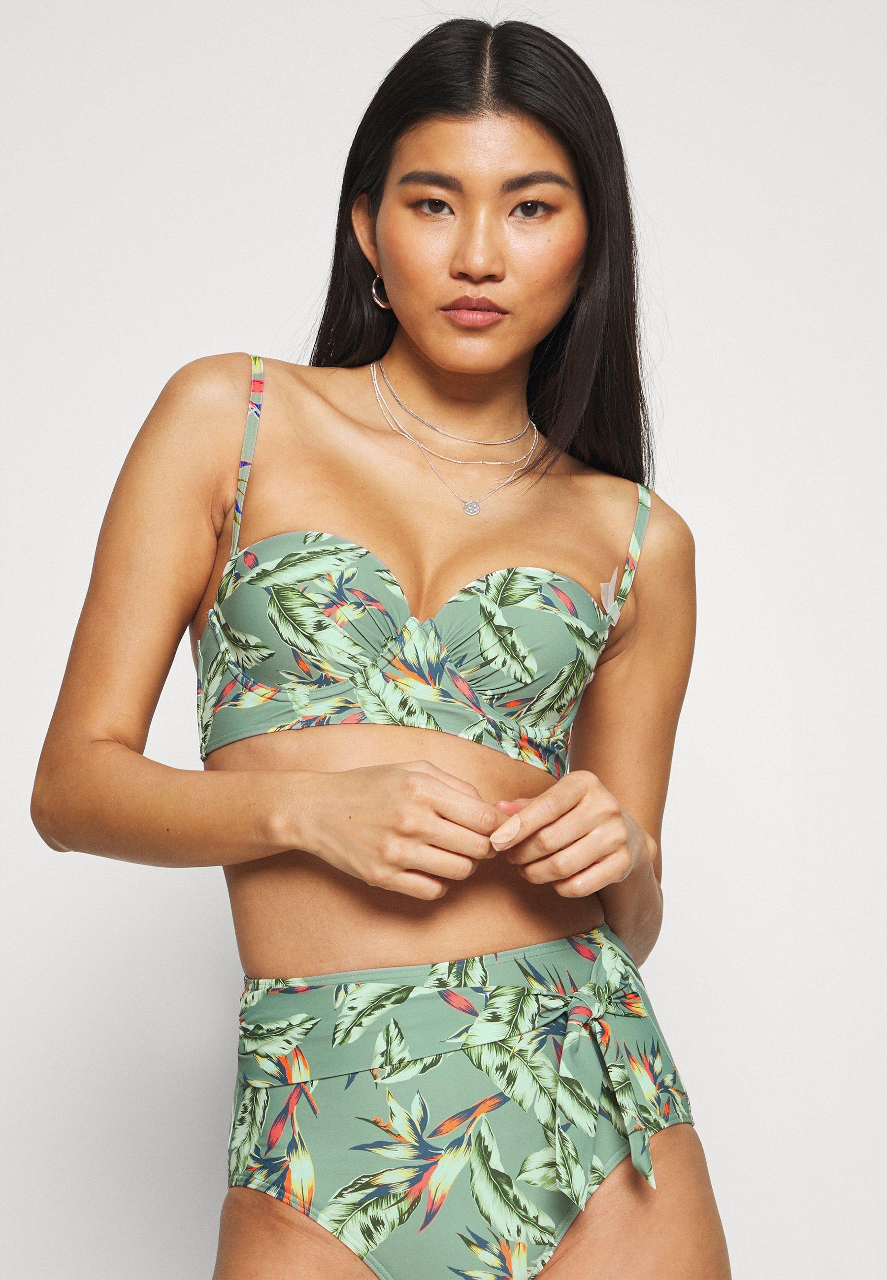 Donna PANAMA BEACH - Bikini pezzo sopra