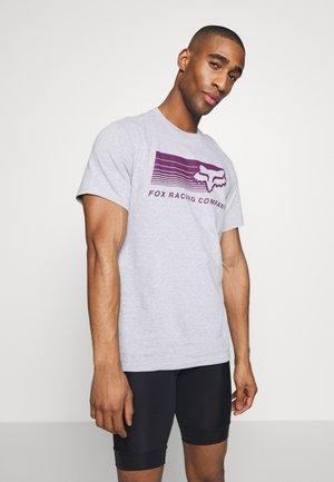DRIFTER TEE - T-Shirt print - light heather grey