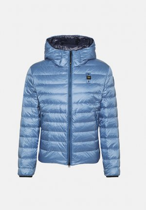 Down jacket - royal blue