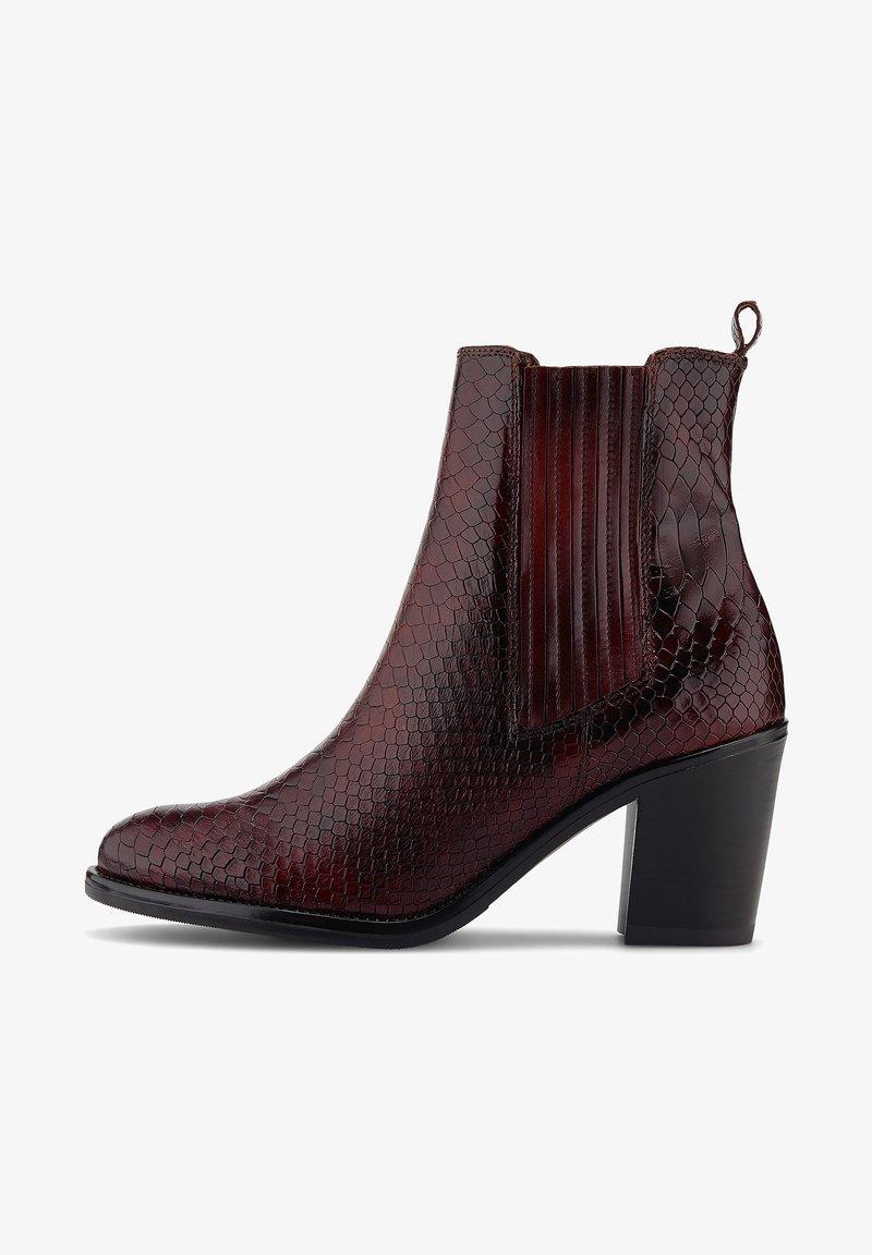 Belmondo - Classic ankle boots - mittelbraun