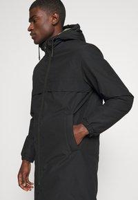 Jack & Jones - JCOWAY PARKA - Winter coat - black - 6