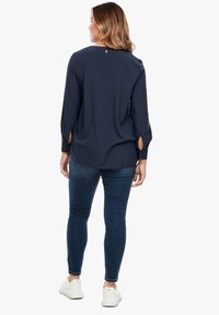 Triangle - Blouse - navy - 2