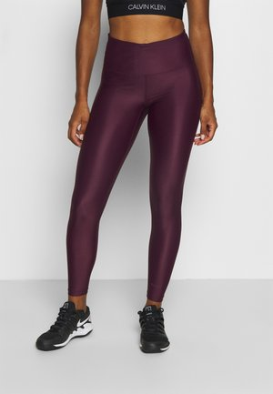 CLIRA HIGH WAIST - Leggings - winetasting