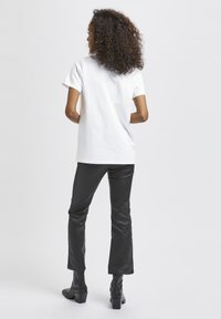 Kaffe - Print T-shirt - optical white - 2