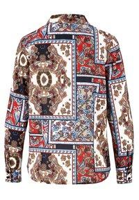 Alba Moda - Button-down blouse - marineblau,rot,weiß - 4