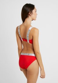 Calvin Klein Swimwear - INTENSE POWER CLASSIC - Bikini bottoms - fiery red - 2