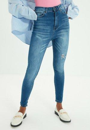 PARENT - Skinny džíny - blue