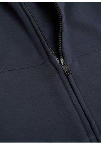 Mango - FRANCIA8 - Zip-up hoodie - marineblauw - 2