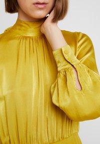 Ghost - RENAE DRESS - Vestito estivo - yellow - 8