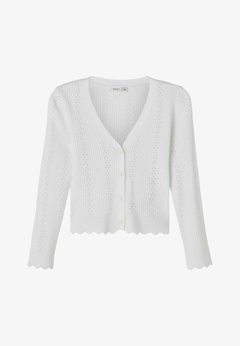 Name it - Cardigan - bright white