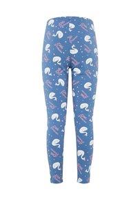 DeFacto - Leggings - Stockings - blue - 1
