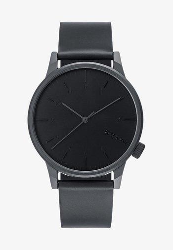 WINSTON - Watch - black