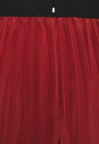 Sportmax Code - ANDORRA - Áčková sukně - ziegelrot/rot - 2