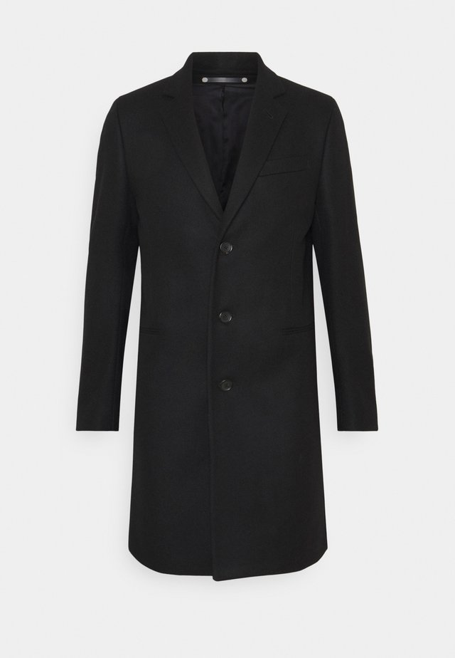 MENS OVERCOAT - Mantel - black