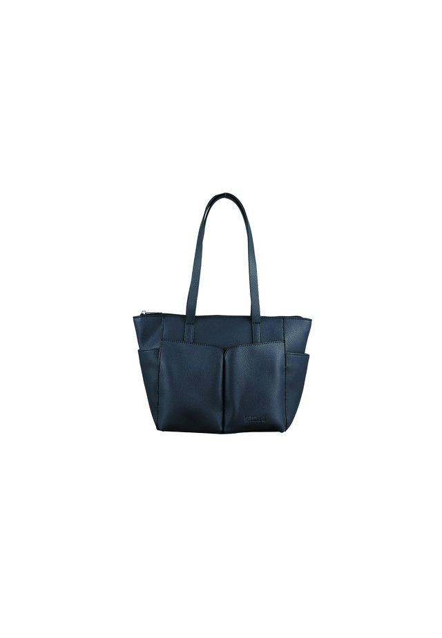 NEBRASKA AYLIN  - Shopping bag - darkblue