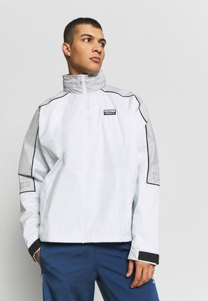 R.Y.V. SPORT INSPIRED TRACK TOP JACKET - Windbreaker - offwhite