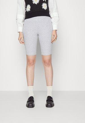 STELLA BIKER - Shorts - light grey