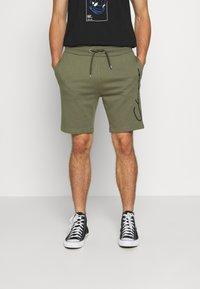 CLOSURE London - SCRIPT 2 PACK  - Teplákové kalhoty - khaki/stone - 5