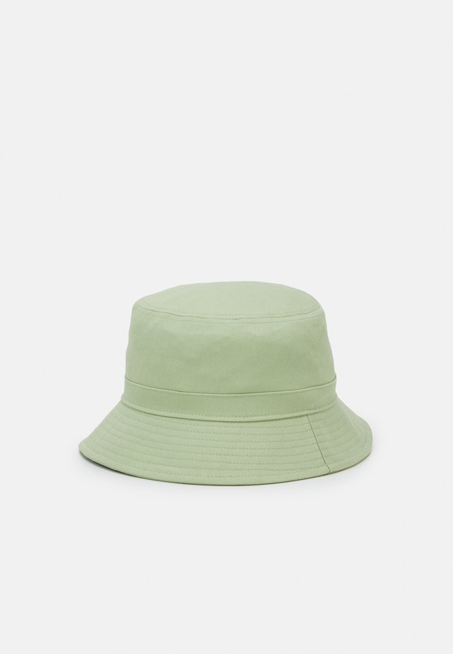 EMMI BUCKET HAT - Chapeau - green dusty light