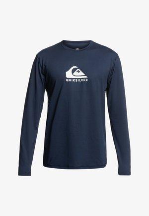 SOLID STREAK - T-shirt de surf - navy blazer