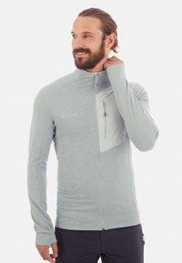 Mammut - ACONCAGUA - Training jacket - grey - 0