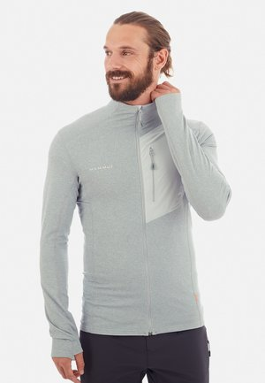 ACONCAGUA - Training jacket - grey