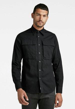 NAVY SEAL REGULAR - Camicia elegante - pitch black