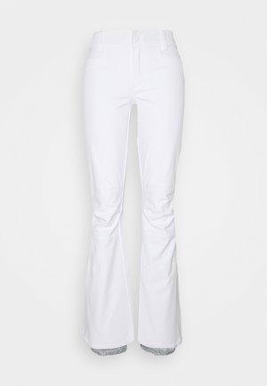 CREEK - Zimní kalhoty - bright white