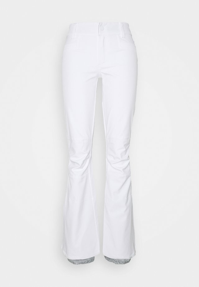 CREEK - Snow pants - bright white