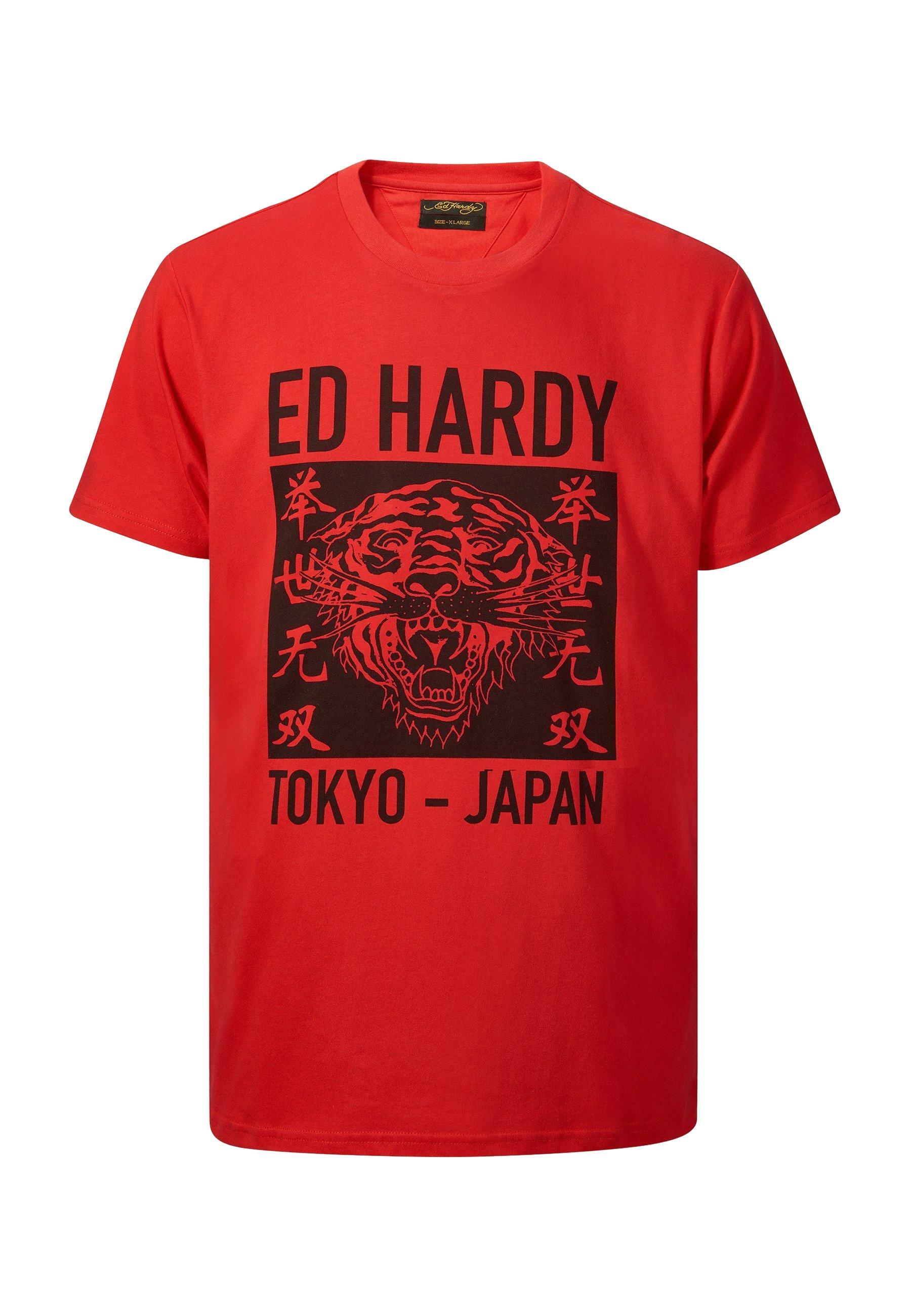 Homme TOKYO-ED T-SHIRT - T-shirt imprimé