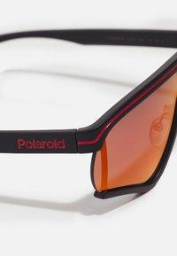 MSGM - POLAROID UNISEX - Sunglasses - orange - 2