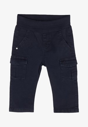 Cargo trousers - navy