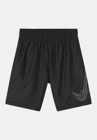 Nike Performance - DRY - Sportovní kraťasy - black/white - 0